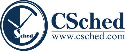 CSched logo