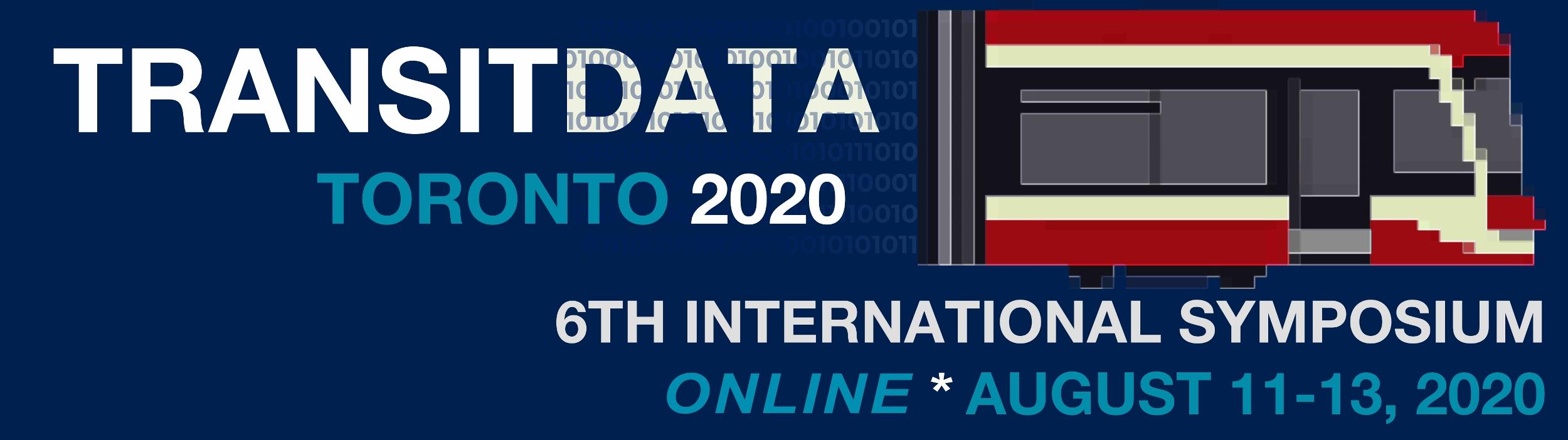 TRANSITDATA 2020 Logo